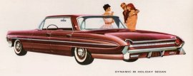 1961 Oldsmobile Dynamic 88 Holiday 4 Door