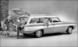 1961 Oldsmobile Standard Station Wagon