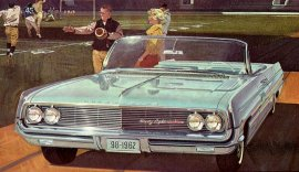 1962 Oldsmobile 98 Convertible