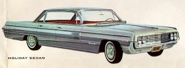 1962 Oldsmobile 98 Holiday Sport 4 Door