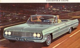 1962 Oldmobile Dynamic 88 Convertible