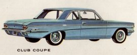 1962 Oldmobile F-85 Club 2 Door