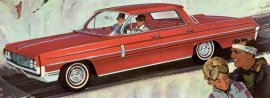 Oldsmobile Super 88 Holiday 4 Door