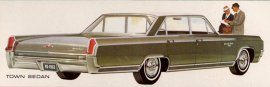 1963 Oldsmobile 98 Town 4 Door
