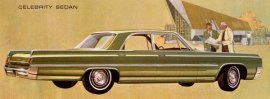1963 Oldsmobile Dynamic 88 Celebrity 4 Door