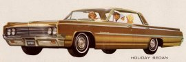 1963 Oldsmobile Dynamic 88 Holiday 4 Door