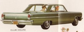 1963 Oldsmobile F-85 Club 2 Door
