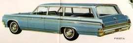 1963 Oldsmobile Super 88 Fiesta Station Wagon