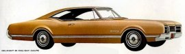 1967 Oldsmobile Delmont 88 Holiday 2 Door (330/425)
