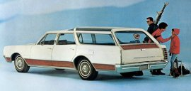 1967 Oldsmobile Vista Cruiser Custom