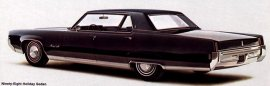 1969 Oldsmobile 98 Holiday 4 Door