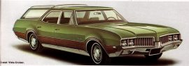 1969 Oldsmobile Vista Cruiser