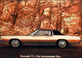 1971 Oldsmobile Toronado 2 Door