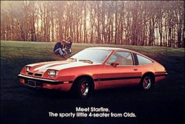 1975 Oldsmobile Starfire S 2 Door