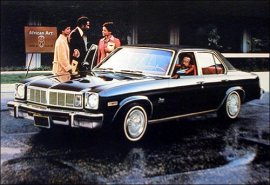 Oldsmobile car spotters guide 1978 for 1975 oldsmobile omega salon