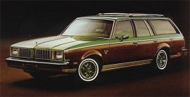 1979 Oldsmobile Cutlass Cruiser