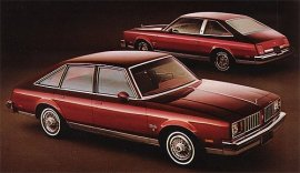 1979 Oldsmobile Cutlass Salon Brougham 4 Door
