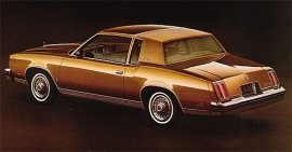 1979 Oldsmobile Cutlass Supreme Brougham 2 Door
