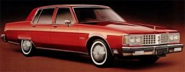 1980 Oldsmobile 98 Luxury 4 Door