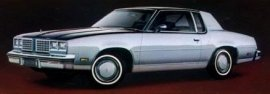 1980 Oldsmobile Cutlass Calais 2 Door