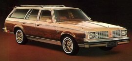 1980 Oldsmobile Cutlass Cruiser Brougham