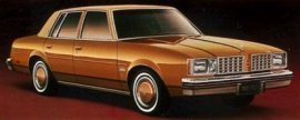 1980 Oldsmobile Cutlass LS 4 Door