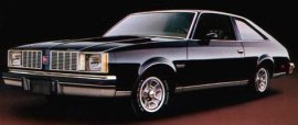 1980 Oldsmobile Cutlass Salon 2 Door