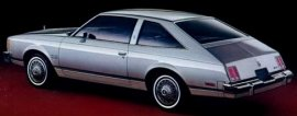 1980 Oldsmobile Cutlass Salon Brougham 2 Door