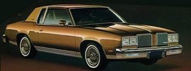 1980 Oldsmobile Cutlass Supreme Brougham 2 Door