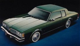 1980 Oldsmobile Delta 88 2 Door