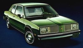 1980 Oldsmobile Omega 2 Door