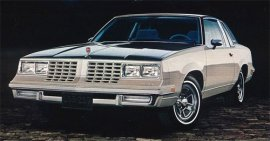 1981 Oldsmobile Cutlass Calais 2 Door