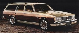 1981 Oldsmobile Cutlass Cruiser Brougham