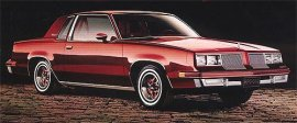 1981 Oldsmobile Cutlass Supreme 2 Door