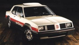 1981 Oldsmobile Omega 2 Door