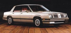 1981 Oldsmobile Omega 4 Door