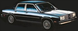 1981 Oldsmobile Omega Brougham 4 Door