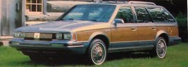 1984 Oldsmobile Cutlass Cruiser