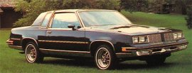 1984 Oldsmobile Cutlass Supreme 2 Door