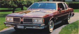 1984 Oldsmobile Delta 88 Royale 2 Door