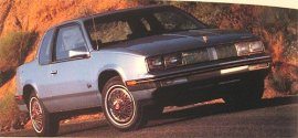 1985 Oldsmobile Cutlass Calais 2 Door