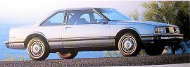 1986 Oldsmobile Delta 88 2 Door