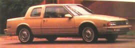 1987 Oldsmobile 98 Regency Brougham 2 Door