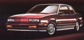 1987 Oldsmobile Cutlass Calais GT 2 Door
