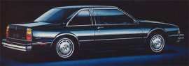 1987 Oldsmobile Delta 88 Royale 2 Door