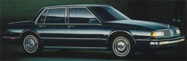 1987 Oldsmobile Delta 88 Royale Brougham 4 Door