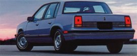 1988 Oldsmobile Calais 4 Door