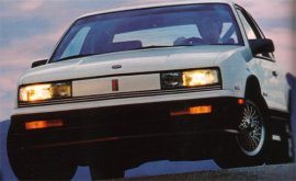 1988 Oldsmobile Calais International 2 Door