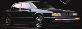1988 Oldsmobile Delta 88 Royale Brougham 4 Door