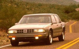 1990 Oldsmobile 98 Touring 4 Door